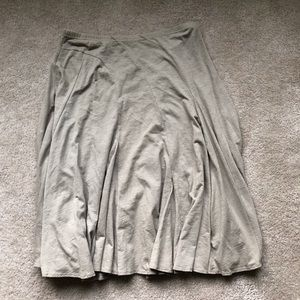 Garnet Hill Skirts - Garnet Hill Midi Skirt